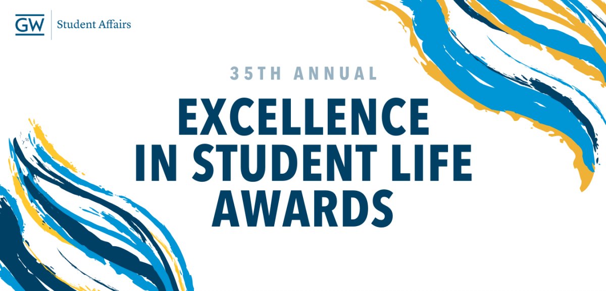 35th Annual Excellence in Student Life Awards