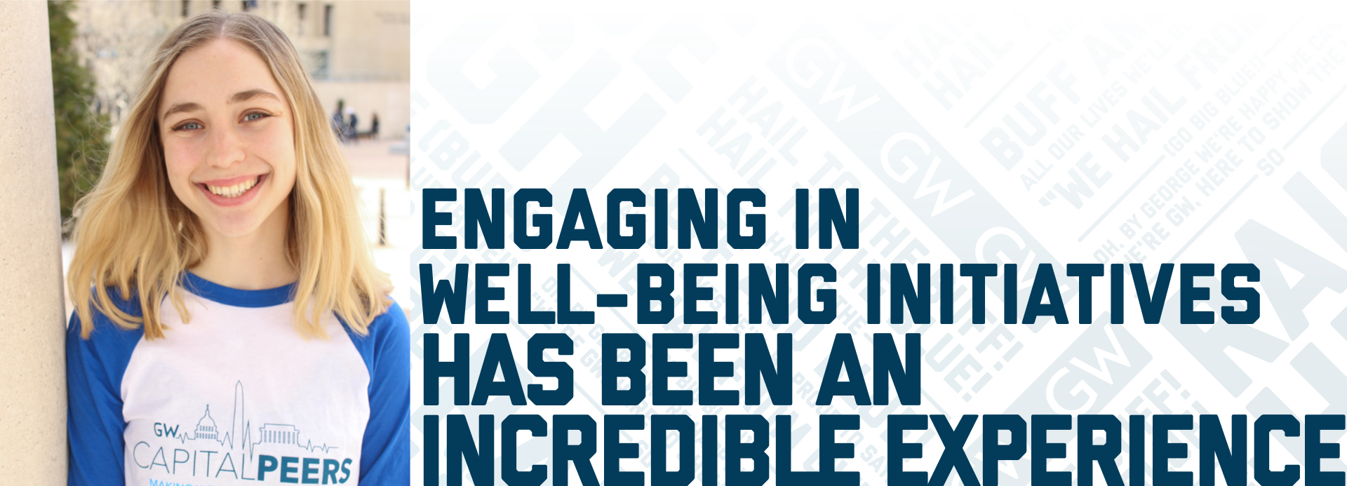 Engaging in Well-being Initiatives has been an incredible experience