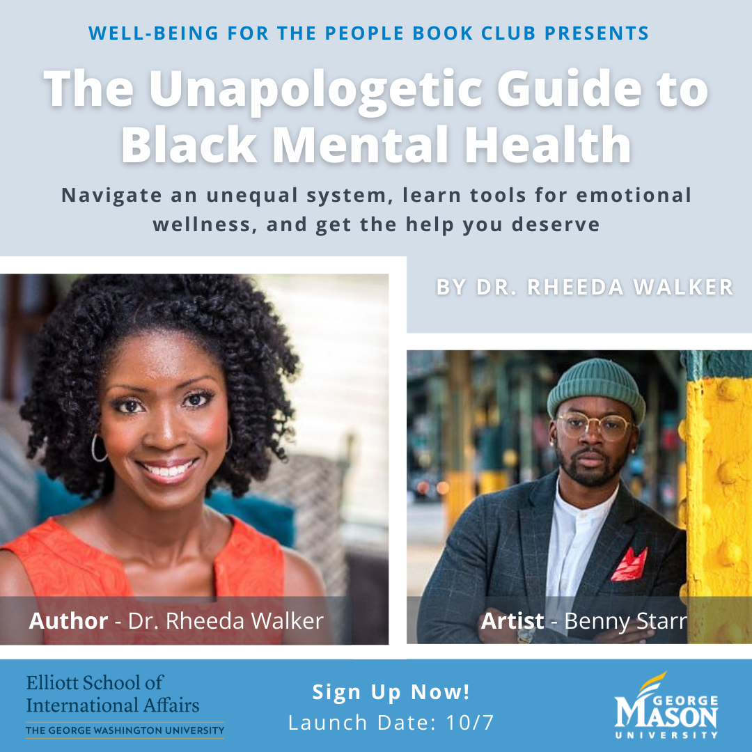 Welll-being for the People: The Unapologetic Guide to Black Mental Health